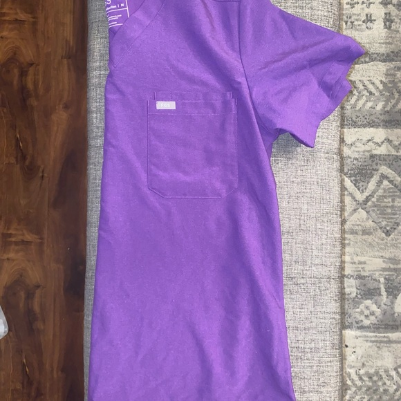 FIGS Scrubs ~ Joggers and Shirts in ULTRA VIOLET